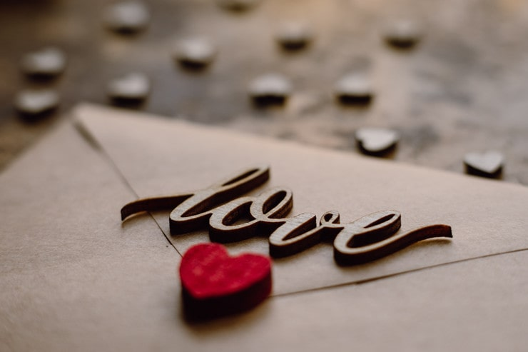 how to end a love letter