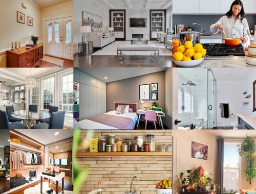 types of rooms